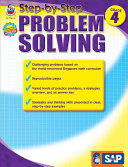 Step By Step Problem Solving  Grade 4