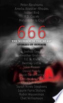 666 Collection Of Eighteen Original Supernatural Stories Explores The