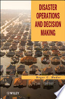 Disaster Operations And Decision Making