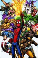 Spider Man and the Secret Wars GN