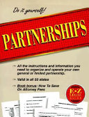 E Z Legal Guide To Partnerships