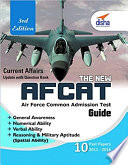 The New Afcat Guide With 10 Past Papers 2011 2016 3rd Edition