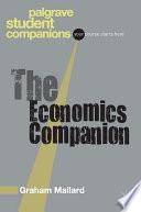 The Economics Companion Courses In Economics It Introduces