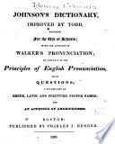 Johnson s Dictionary