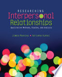 Researching Interpersonal Relationships