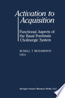 Activation To Acquisition book