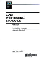 AICPA Professional Standards