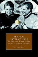 Textual Intercourse