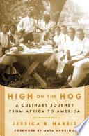 High on the Hog Book PDF