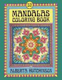 Mandala Coloring Book No  5