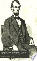 Memorial Record of the Nation s Tribute to Abraham Lincoln