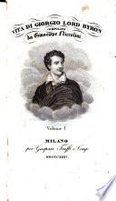 Vita di Giorgio Lord Byron