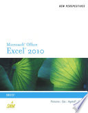 new perspectives on microsoft excel 2010 brief