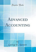 Advanced Accounting  Classic Reprint