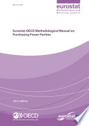 Eurostat Oecd Methodological Manual On Purchasing Power Parities 2012 Edition