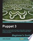 Puppet 3 Beginner   s Guide