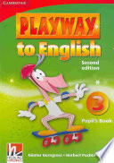 Playway to English Level 3 Pupil s Book