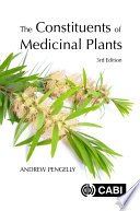 The Constituents Of Medicinal Plants 3rd Edition