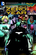 DC Comics  Zero Year  the New 52