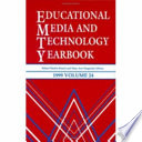 Educational Media And Technology Yearbook 1999 book
