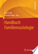 Handbuch Familiensoziologie