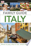 Eyewitness Travel Family Guide Italy