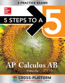 5 Steps to a 5 AP Calculus AB 2016  Cross Platform Edition
