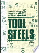 Tool Steels  5th Edition