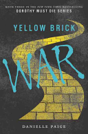 Yellow Brick War Book Cover