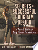 The Personal Trainer's Big Book of Programs