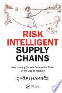 Risk Intelligent Supply Chains : speeds. for instance, turkey's first quarter gdp...