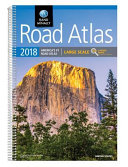 Rand McNally 2018 United States Road Atlas