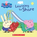 Learning To Share (Peppa Pig) : but one day at the playground,...
