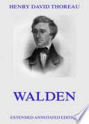 Walden  Annotated Edition