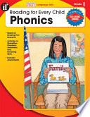 Phonics  Grade 1