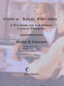 Clinical Legal Education