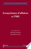 Ecosystèmes d'affaires et PME