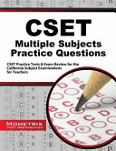 Cset Multiple Subjects Practice Questions
