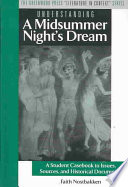 Understanding A Midsummer Night s Dream