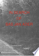 In Search of Bas Jan Ader