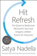 Hit Refresh by Satya Nadella/