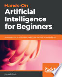 Hands On Artificial Intelligence For Beginners