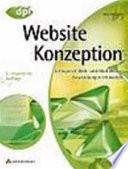 Website Konzeption