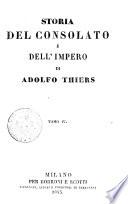 Storia del consolato e dell impero