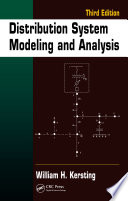 Distribution System Modeling and Analysis  Third Edition