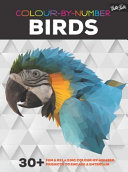 Colour-By-Number: Birds