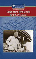 Establishing Term Limits for United States President