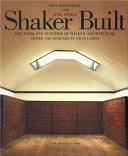 Shaker Built