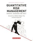 download ebook quantitative risk management pdf epub