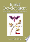 Insect Development book